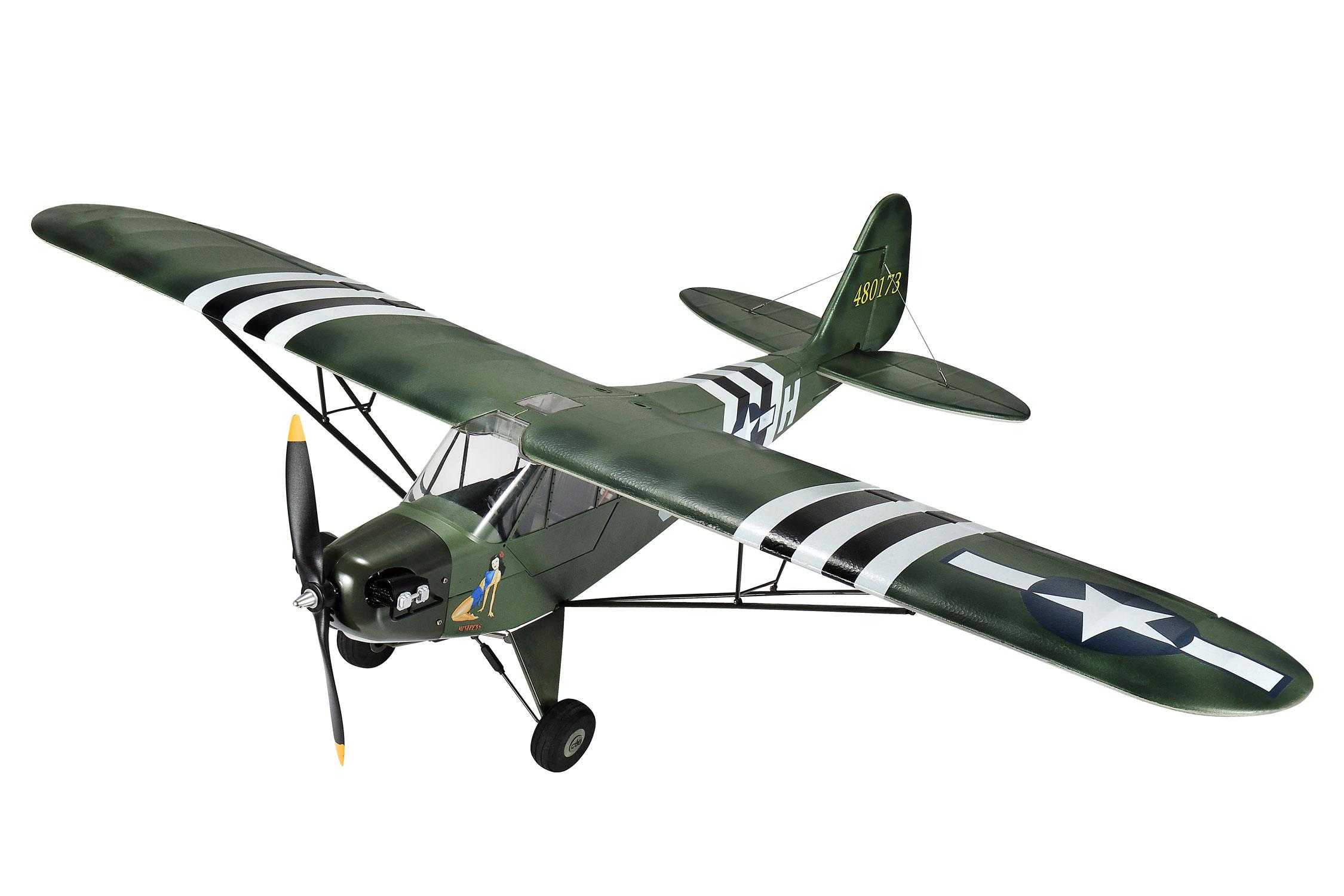 Mile High RC - J3 Cub,Piper Pawnee,Yak 54, foamy, foam rc,Gold Wing