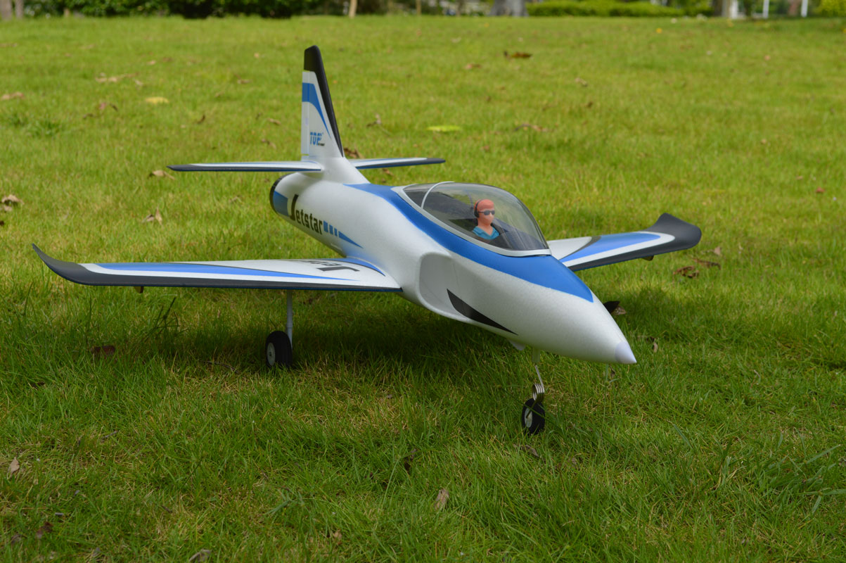 Mile High RC - TopRc Jet Star, EDF JET, Foam jet, foamy,Kita