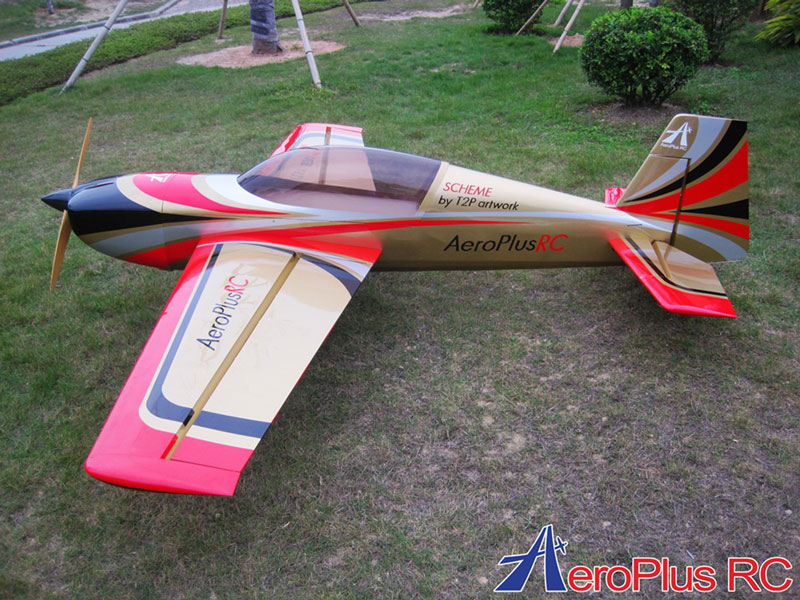Mile High Rc 111 Quot Extra 300lt Aeroplus Rc Gold Wing Rc