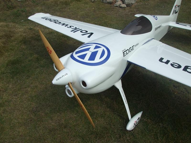 Mile High Rc 111 Quot Edge 540 V3 Aeroplus Rc Rc Airplane