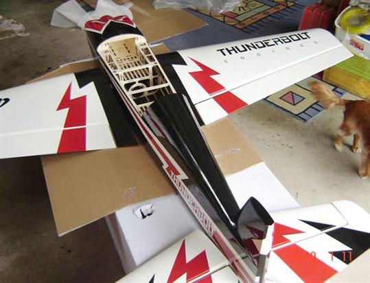 Mile High Rc 30cc Sbach 342 Sbach 342 Rc Airplane