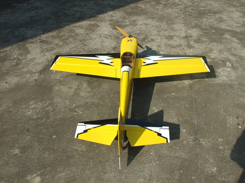 Mile High Rc 35cc Slick 540 Rc Airplane Aeroplus Rc