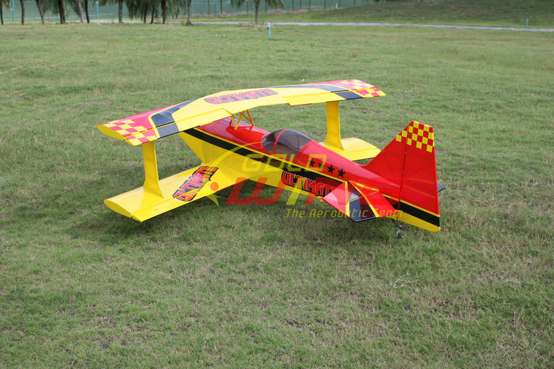 Mile High RC - 50CC Ultimate, Goldwing RC, RC Airplane