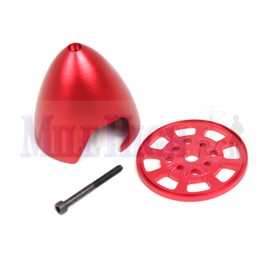 Pre-Drilled Spinners