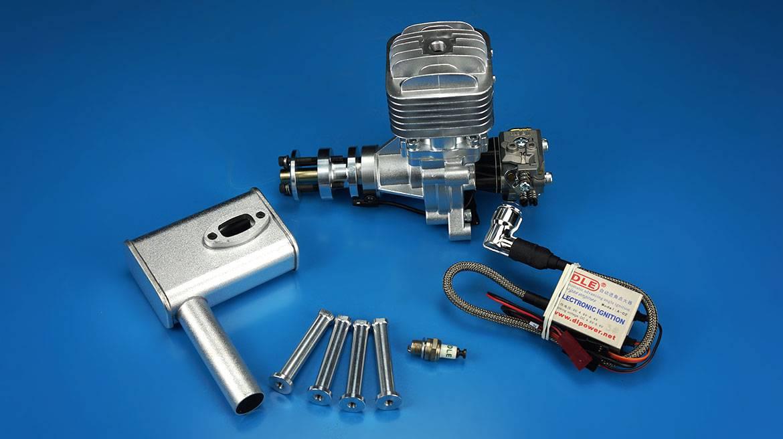 Mile High RC - EME gas motors, GP 61, GP 88EVO,GP123,BE62, BE124