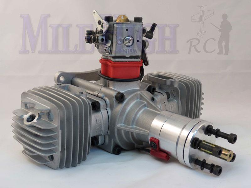 Mile High RC - EME70, EME 70CC Gas Motor,DA 70,Eagle Master Engines