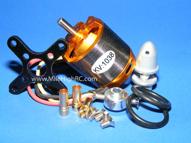 RC Brusless Motors